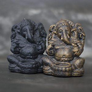 Ganesha Candle Holder