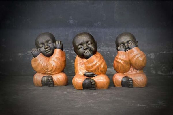 buddha blind