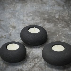 lava stone oil burner