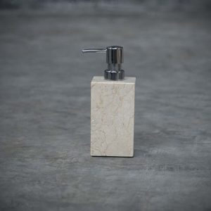 Marble Rectangle Soap Dispenser