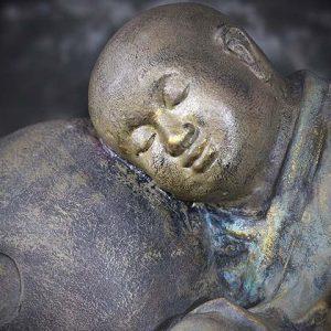 buddha sleep