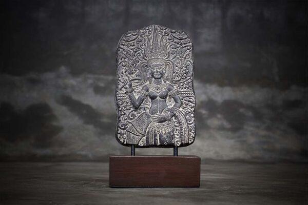 dewi table relief