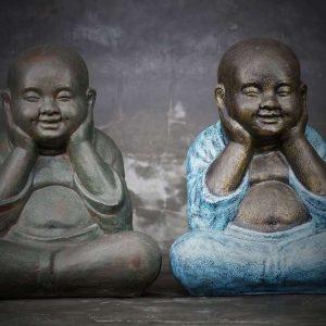 relaxing buddha