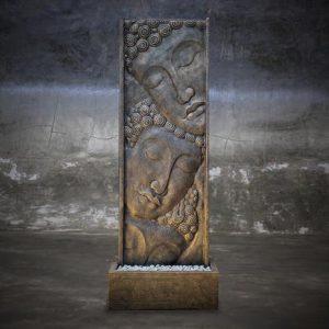Buddha Fountain Relief