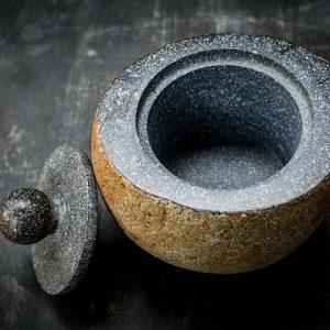 Riverstone Jar