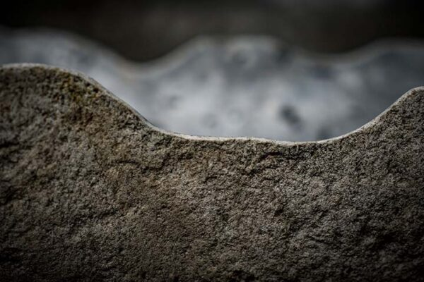 Riverstone Bowl Natural Shaped