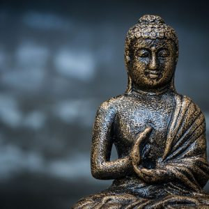 buddha table fountain