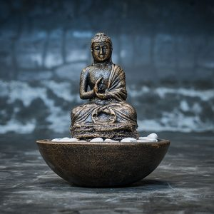 buddha table fountain