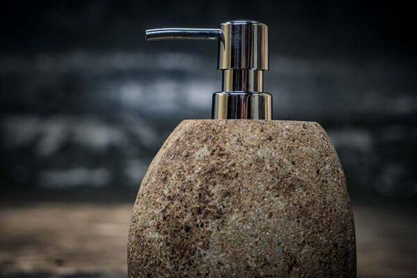 riverstone soap dispenser