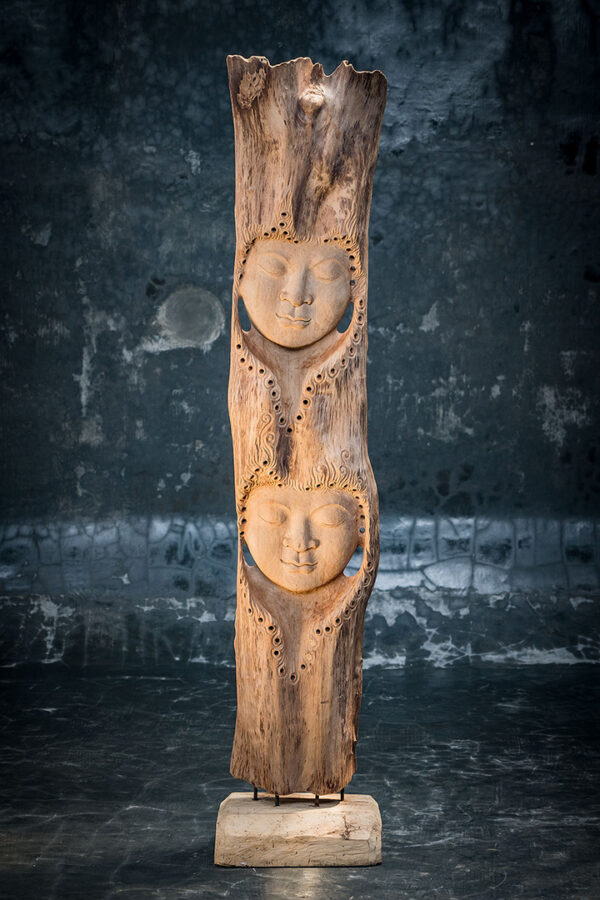 wooden sculpture 2