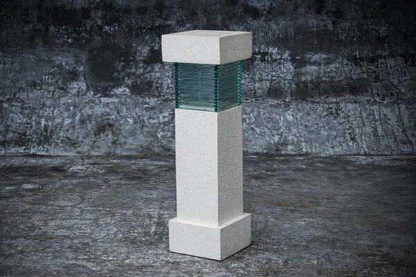 terrazzo garden lamp