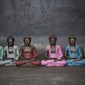 BD165 Sitting Buddha