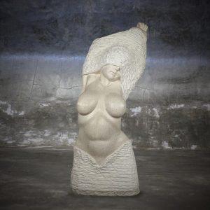 sexy lady fountain