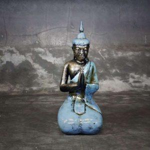 new sitting buddha