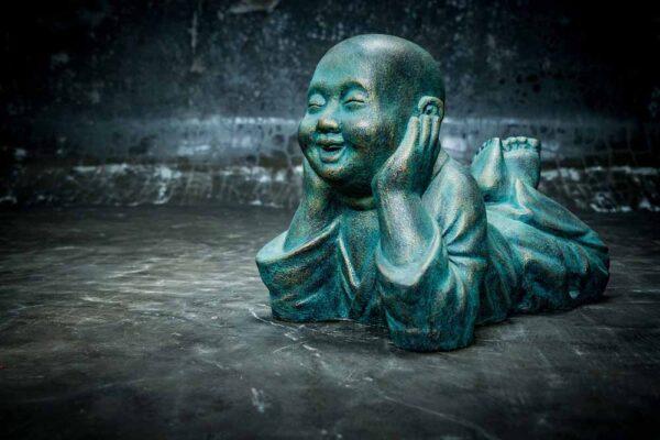 Chubby Little Buddha