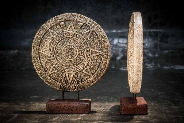 Maya Calendar on stand