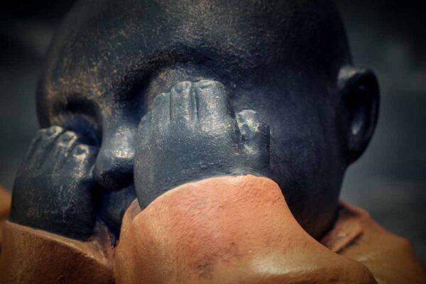 chubby buddha blind deaf mute details blind