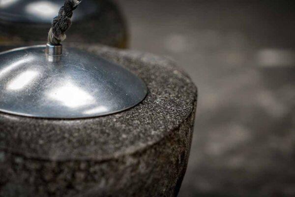 River stone oil burner details