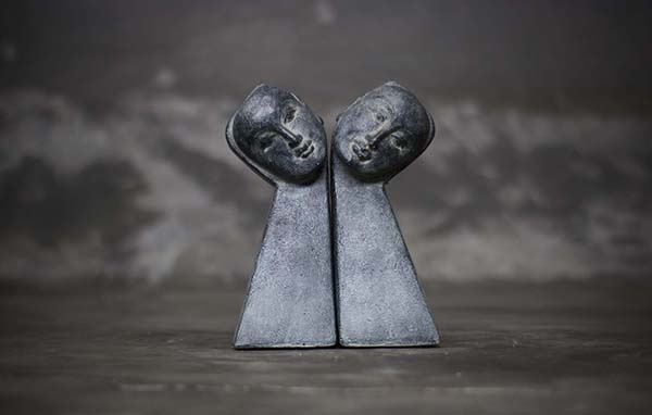 BD81 Book End Set of Two