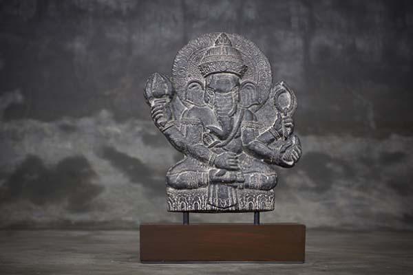 Ganesha Table Relief