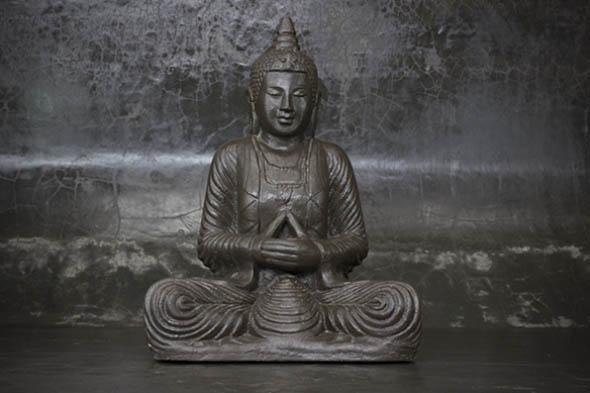 BD191 Sitting Buddha Thailand