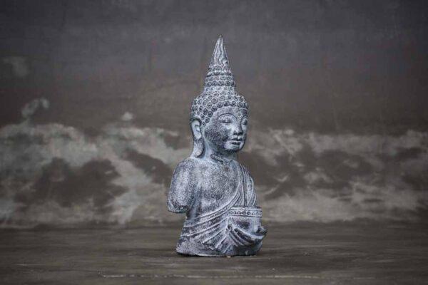 Buddha half figure