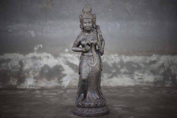 Dewi sri statue