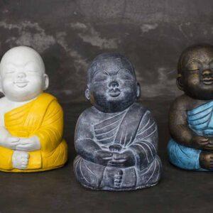 Shaolin meditating